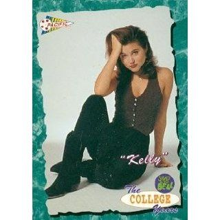 Kelly Kapowski Tiffani Amber Thiessen trading card (Save by the Bell) 1994 Pacific #4: Tiffani Amber Thiessen: Entertainment Collectibles