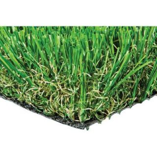 GREENLINE Classic Premium 65 Spring 3 ft. x 8 ft. Artificial Synthetic Lawn Turf Grass Carpet for Outdoor Landscape GLCPRM65S38