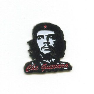 Ernesto Che Guevara Guerillaführer Kuba Metall Button Pin Pins Anstecker 131: Küche & Haushalt