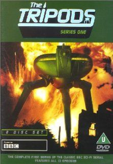 The Tripods   Series One [2 DVDs] [UK IMPORT]: Jim Baker, Robin Hayter, Robin Langford, Edward Highmore, Alfred Hoffman, Bernard Holley, John Woodvine, Jeremy Young, Pamela Salem, Nadio Fortune, Bob Blagden, Christopher Barry, Angela Beveridge, Jim Stephen