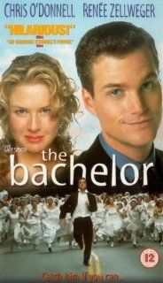 The Bachelor [VHS]: Chris O'Donnell, Ren�e Zellweger, Artie Lange, Edward Asner, Hal Holbrook, James Cromwell, Marley Shelton, Peter Ustinov, Katharine Towne, Rebecca Cross, Stacy Edwards, Mariah Carey, Gary Sinyor, Bing Howenstein, Clyde Bruckman, Jea
