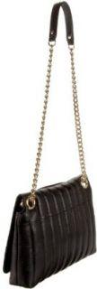 Kate Spade Gold Coast Evangeline Shoulder Bag,Black,one size Shoes