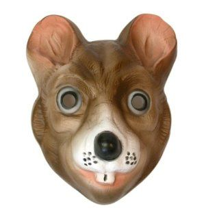 Pams Childrens Farm Animal Masks  Rat Face Mask: Toys & Games
