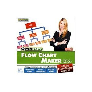New Quickstart Quickstart Flow Chart Maker System Requirements Windows 98 Me 2000 Xp 32 Mb Ram: Computers & Accessories