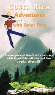 Costa Rica Adventures with Se�or Rico [VHS]: Stuart Richman, Janet Richman Stuart Richman: Movies & TV