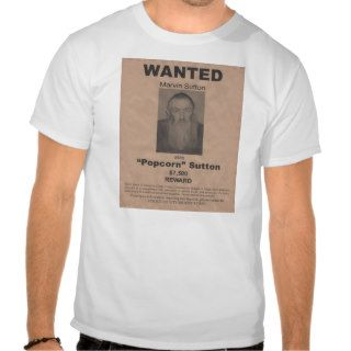 Popcorn Sutton T Shirt
