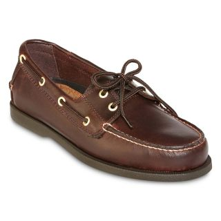 Dockers Vargas Mens Boat Shoes, Raisin