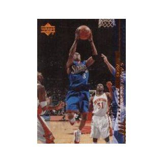 2000 01 Upper Deck #123 Allen Iverson: Sports Collectibles