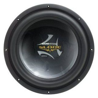 SOUNDSTORM 129SL Slade Series Subwoofers (12', Single Voice Coil) 129SL : Vehicle Audio Products : Car Electronics