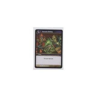 Fortune Telling R (TCG Card) 2007 World of Warcraft Through the Dark Portal #143: Toys & Games