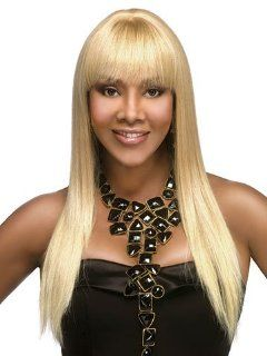 H 157 Human Hair Wig by Vivica Fox  Hair Replacement Wigs  Beauty
