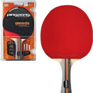 Genesis Performance Table Tennis racket : Ping Pong Genesis : Sports & Outdoors