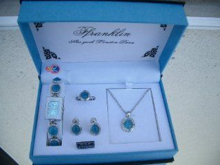 Franklin Jewelry Set in Box (5 Pcs Retail $199.99)