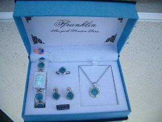 Franklin Jewelry Set in Box (5 Pcs Retail $199.99)