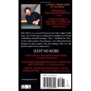 Sleep No More Greg Iles 9780451208767 Books