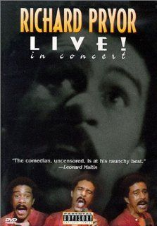 Richard Pryor   Live in Concert: Richard Pryor, Patti LaBelle, Jennifer Lee, Tom Schamp, Jeff Margolis, Daniel J. Johnson, Ken Johnson, Steve Livingston, David Permut, Del Jack, Hillard Elkins, J. Mark Travis, Jeffrey Chernov, Saul Barnett, Steve Blauner,