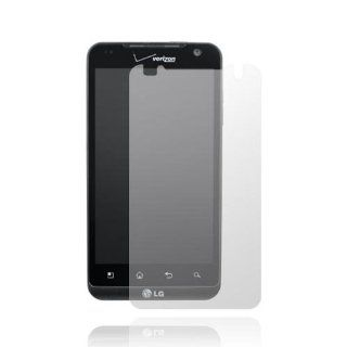 ANTI GLARE LCD Screen Protector Cover Kit For LG Revolution VS910: Cell Phones & Accessories