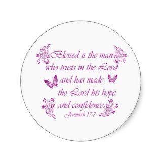 Inspirational Christian quotes Sticker