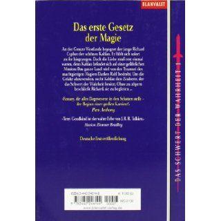 Das erste Gesetz der Magie. Terry Goodkind 9783442246144 Books
