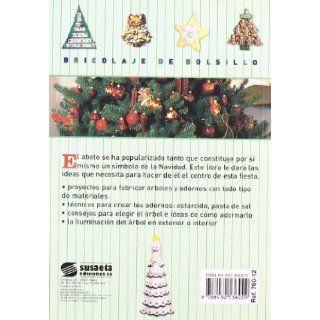 Como Hacer Y Decorar Arboles De Navidad: Vv.Aa.: 9788430536009: Books