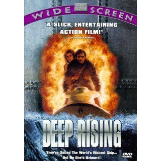 Deep Rising: Treat Williams, Famke Janssen, Anthony Heald, Kevin J. O'Connor, Wes Studi, Derrick O'Connor, Jason Flemyng, Cliff Curtis, Clifton Powell, Trevor Goddard, Djimon Hounsou, Una Damon, Howard Atherton, Stephen Sommers, Barry Bernardi, How