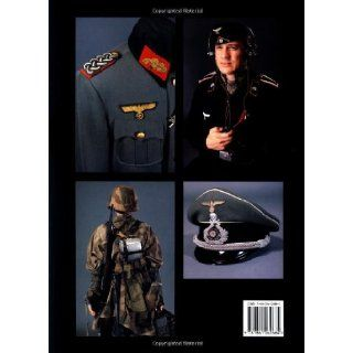 German Army Uniforms of World War II in Colour Photographs Wade Krawczyk 9781861262684 Books