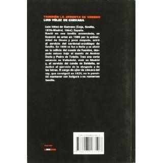 Tambi�n la afrenta es veneno (Teatro) (Spanish Edition): Luis Velez de Guevara: 9788498163506: Books