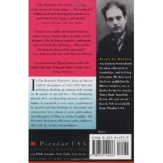 The Romantic Movement: Sex, Shopping, and the Novel: Alain de Botton: 9780312144036: Books