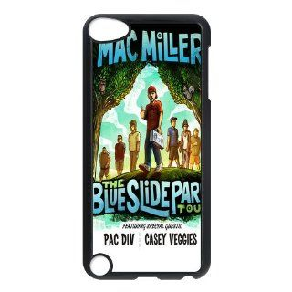 Mac Miller Case for Ipod 5th Generation Petercustomshop IPod Touch 5 PC00568 : MP3 Players & Accessories