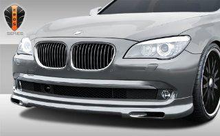 2009 2013 BMW 7 Series F01 F02 Eros Version 1 Front Lip Under Spoiler Air Dam   1 Piece Automotive