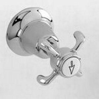 Newport Brass NB3 284H 10B Virginia Diverter/Flow Control Trim Only, CHAUD (Hot) Button Insert   Faucet Handles