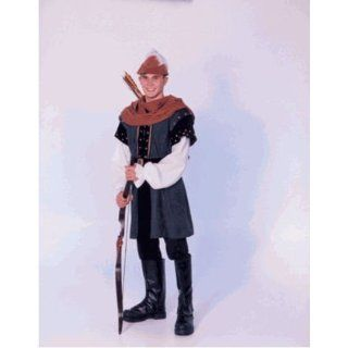 Secrets a Division of J Nunley SAM 09 XXL Robin Hood XXL Tunic, Cowl, Cape Clothing