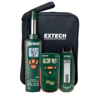 Extech Instruments Water Damage Restoration Kit MO280 KW
