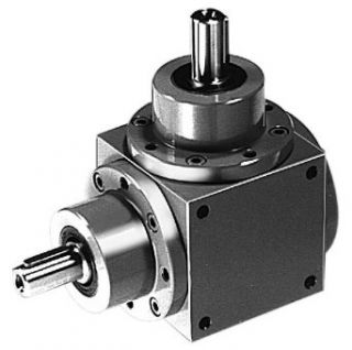 Bevel gearbox KU/I, type K, size 0, type 10 gear ratio 11 (For operating instructions please visit the  area of our website www.maedler.de) Mechanical Gearboxes Industrial & Scientific
