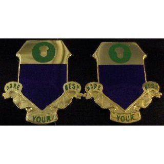 347th REGIMENT Distinctive Unit Insignia   Pair Clothing