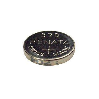 Renata 370 Button Cell watch battery
