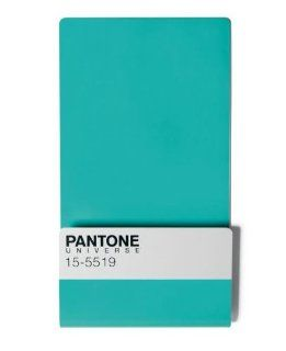 Pantone Metal Wallstore Turquoise 15 5519   Hanging Wall Files