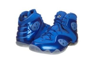 Nike Zoom Rookie Memphis Blues Mens Basketball Shoes 472688 403 Shoes
