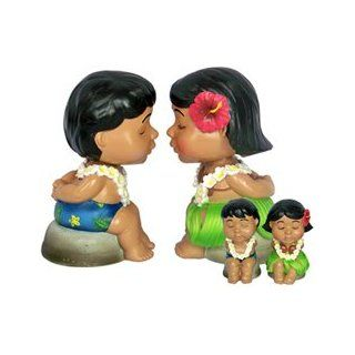 Kissing Doll Collection / Bobble Head Pair   Bobble Head Toy Figures