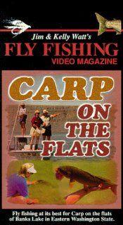 Fly Fishing Video Magazine Vol.57 Carp On The Flats of Eastern Washington [VHS]: Mike Huffer, Jim Watt, Bill Marts, Darce Knobel, Kelly Watt: Movies & TV