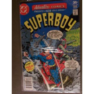 Superboy Comic Book (How Green is my home town ?, 454) Books