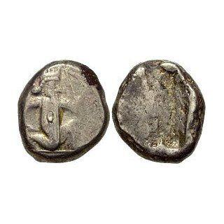 Persian Empire, Lydia, Anatolia, Artaxerxes I   Artaxerxes II, c. 455   375 B.C.; Silver Siglos: Toys & Games
