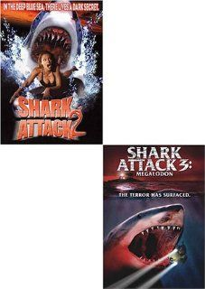 Shark Attack 2/Shark Attack 3: Megalodon (2 pack): Jennifer McShane, Thorsten Kaye, Nikita Ager, John Barrowman, David Worth: Movies & TV