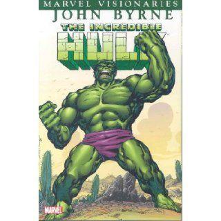 Incredible Hulk Visionaries   John Byrne (9780785127055) John Byrne Books