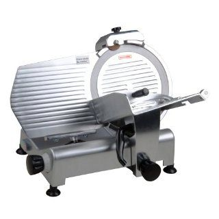 "Avantco SL312 12"" Manual Gravity Feed Meat Slicer   1/3 HP: Kitchen & Dining"
