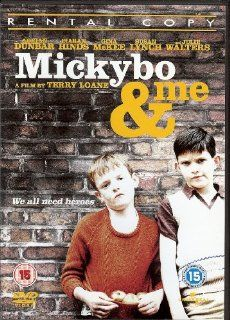 Mickybo and Me [Regions 2 & 4] Julie Walters, Ciar�n Hinds, Gina McKee, John Joe McNeill, Niall Wright, Adrian Dunbar, Susan Lynch, Laine Megaw, Brendan Caskey, Charlie Clarke, Terry Loane, CategoryArthouse, CategoryAustralia, CategoryUK, film movie A