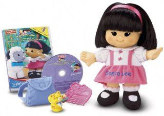 Fisher-Price Little People ABC Zoo Sonya Lee Toys & Games