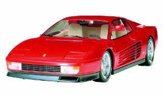 #24059 Tamiya Ferrari Testarossa 1/24 Scale Plastic Model Kit,Needs Assembly Toys & Games