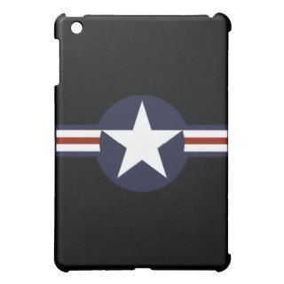 U.S. Air Force Aircraft / Shield iPad Mini Cases