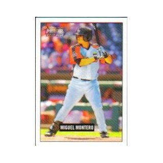 2005 Bowman Heritage #229 Miguel Montero FY RC: Sports Collectibles